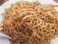 Kyle's Chicken Chow Mein